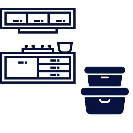 Picture for category Kitchen Storage & Containers
