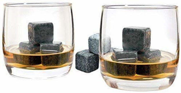 Lifestyle Whiskey Tumbler, Non-Lead Crystal-Clear Glass, Roma (320ml) Set of 6