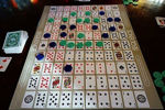 Exciting of Strategy Sequence Board Game for Family and Friends 2 to 12 Players Can Play
