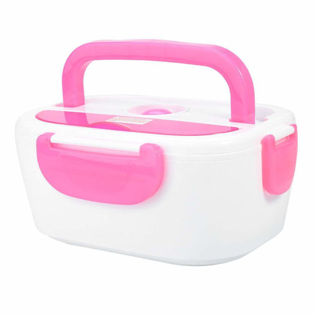 Picture of Electronic Lunch Box with Multi Compartment (Assorted Color)