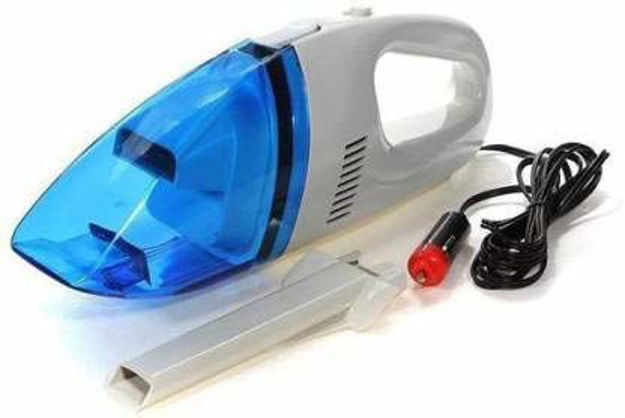 Picture of 12V/150W High Power Car Vacuum Cleaner Wet and Dry For Car (Multi Color)