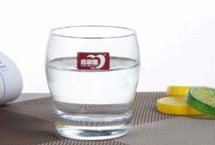 Juice and Water Glass, 220ml Set of 6