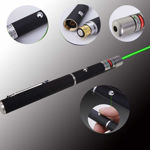 Picture of Green high Beam Laser Light Pen & Different Designs and Adjustable Cap(Assorted Color)
