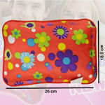 Picture of Hot Water bag|Heating bag|hot water bags for pain relief |Heating bag Electrice gel,Electric Heating paid for muscle pains,Warm water bag (Assorted color)