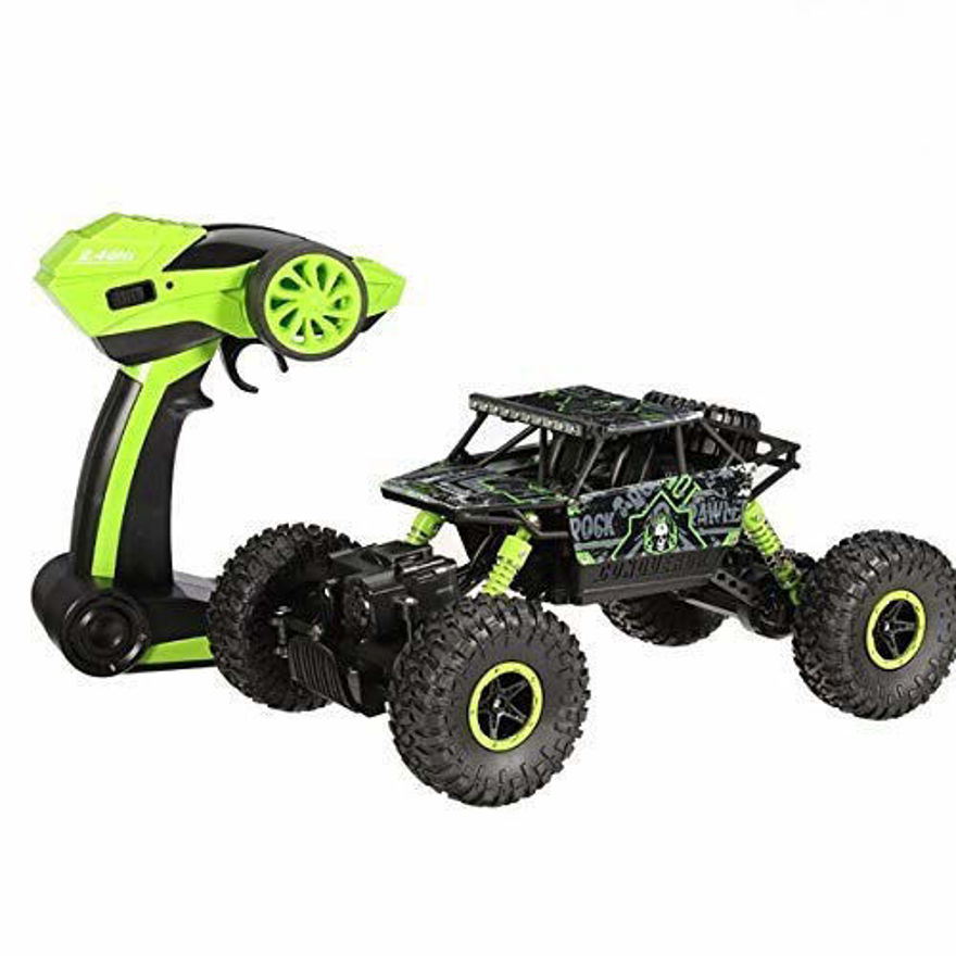 Asian Hobby Crafts Waterproof Remote Controlled Rock Crawler RC Monster Truck