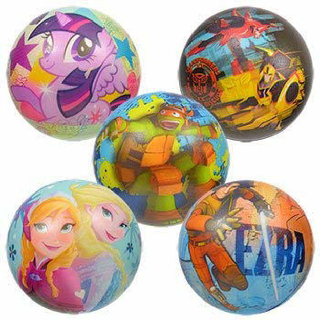 Cute Funny Disney Face Squeeze Ball Set of 12