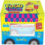 Exclusive Lightweight Jumbo Size Hut Type Food Truck Play Tent House For Kids Up to 10 Year Old Girls and Boys (Made In INDIA)
