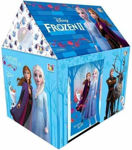 Jumbo Size Extremely Light Weight , Water Proof Kids Play Tent House for 10 Year Old Girls and Boys (Frozen-2)-Multi Color