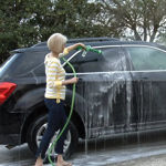 Picture of 8 in 1 Turbo Water Spray Gun for Gardening, Car Wash, Home Cleaning