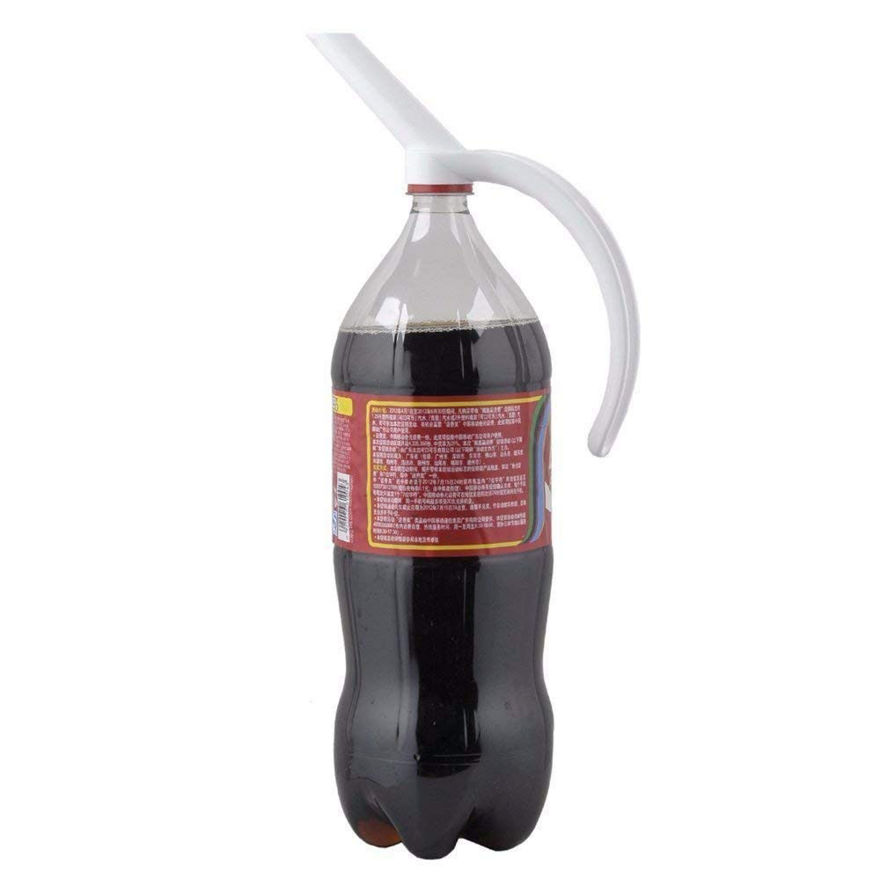 Picture of Bottled Beverage Handle for Soda, Coke, Drink Ware, Water