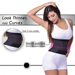 Picture of Dual Compression Waist Shape Instant Slimming Belt For Woman And Girl
