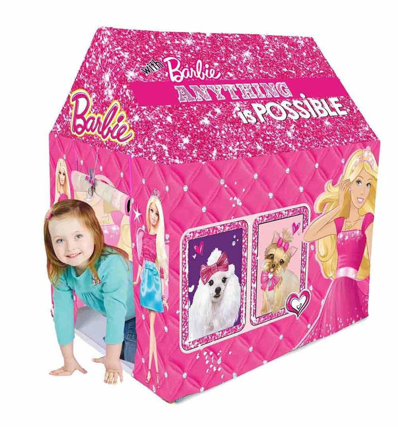 Queen Palace Tent House for Kids Jumbo Size Play Tent House for Kids of Age 3 to 8 Years in Handle Box Packing in Multi Color Tent House for Girls 10 Year Old Girls
