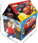 Tent For Kids with Colourful Tent House for 10 Years Old Kids Girls And Boys (Car Tent)