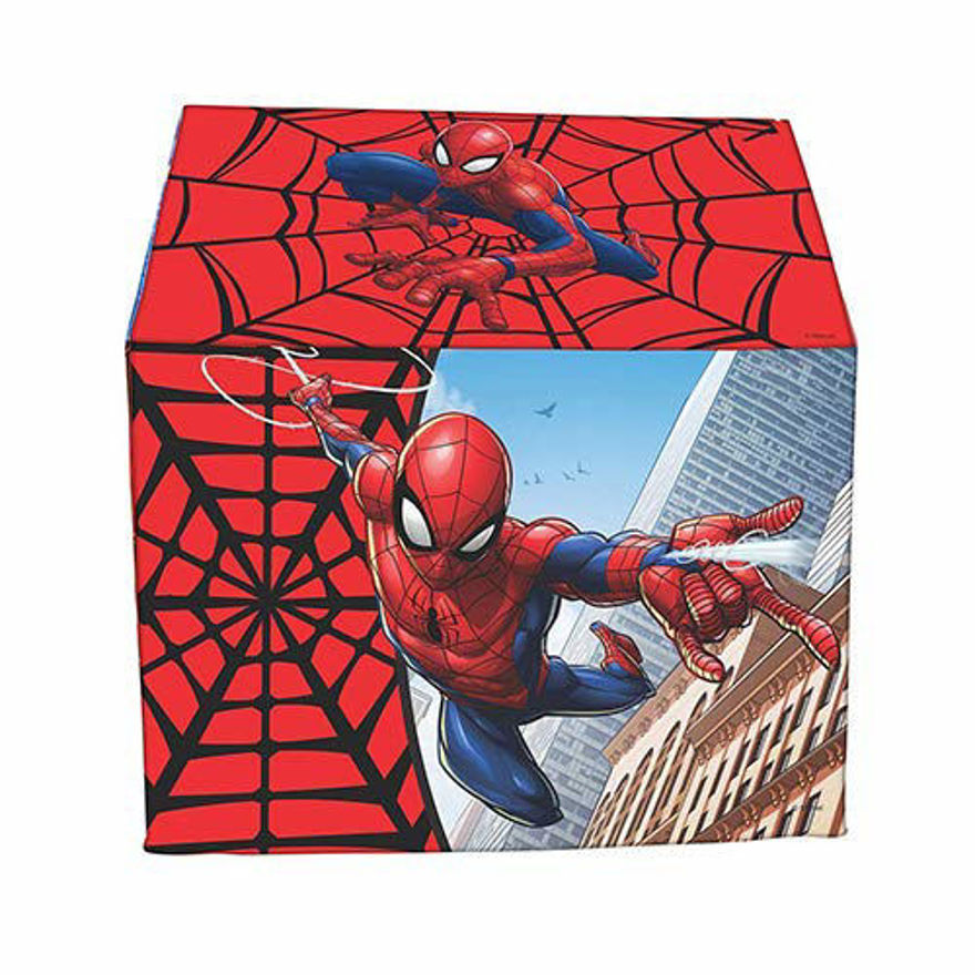 umbo Size Extremely Light Weight , Water Proof Kids Play Tent House for 10 Year Old Girls and Boys (Spiderman Tent)