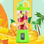 Picture of Portable Electric Mini USB Juicer Bottle for Making Juice & Shake (New Juicer Bottle)