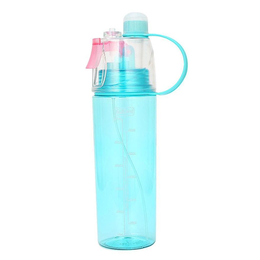 Picture of Portable Spray Water Bottle for Outdoor, Cycling, Camping, Hiking (Assorted Color)