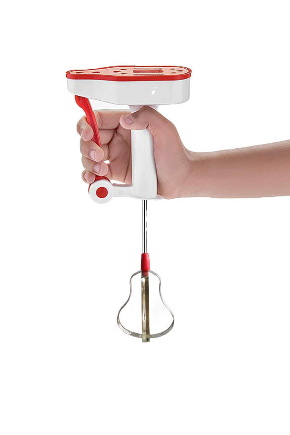 Picture of Power Free Hand Blender and Beater with High Speed Operation (Assorted Color)