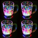 Picture of Rainbow Magic Color Cup with LED Light Party Mug