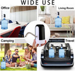 Picture of Rechargeable Wireless Automatic Water Dispenser Pump for home
