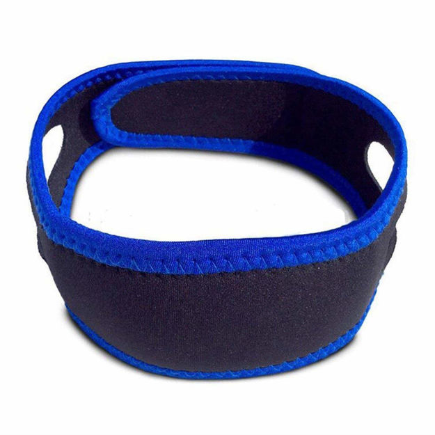 Picture of Snore Reduction Soft and Adjustable Fit Jaw Band for Men and Women