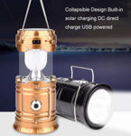 Picture of Travel LED Solar Emergency Camping Lantern Light Bulb   (Assorted Color)