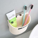 Picture of Toothbrush Holder for Toothpaste,Shampoo,Conditioner,Comb Cream Lotion