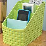 Picture of Stationary,Kitchen Cutlery Organizer Basket   4 Slot Storage Organizer Basket