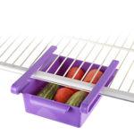 Picture of Fridge Storage Basket Expandable Fridge Storage Rack