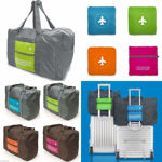 Picture of Unisex Polyester Flight Foldable Bag for Travel (Assorted Colour)