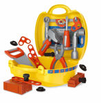 Construction Tools Kit Toys for Kids (Multicolour) - Set of 25 Pieces
