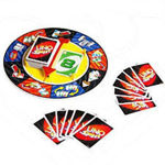 Spin Card Fun Game for Family