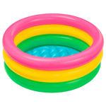 Baby Bath Tub, Multi Color (2 feet)