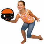 Catch and Throw Ball Outdoor Game Sports Set with 2 Catcher and 2 Balls for Boy's and Girl's (Assorted Color)