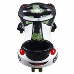 Eco Panda Magic Car, White