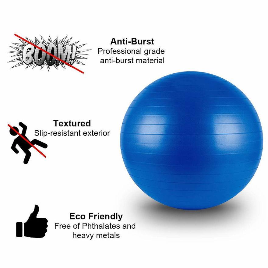 Anti Burst Gym Ball