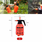 Picture of Garden Pump Pressure Sprayer,Lawn Sprinkler,Water Mister,Spray Bottle for Herbicides, Pesticides, Fertilizers, Plants Flowers 2 Liter Capacity (1 PCS) (Multicolor)