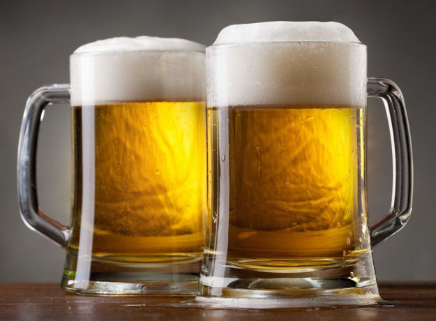 Picture of Classic Beer Mug Set (Beer Glass, 400 ML) (Set of 6 Crystal)