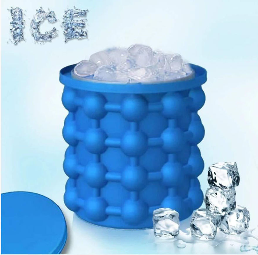 Picture of Silicone Ice Cube Maker