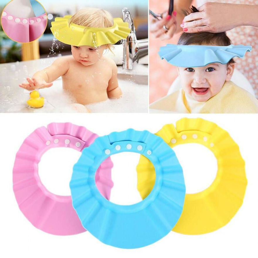 Picture of BABY BATH CAP