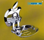 Picture of 304 Stainless Steel Chrome Finish Soap Dish Soap Case Soap Holder Soap Stands Bathroom Accessories Anti Rust AP