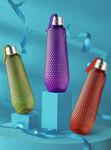 Picture of Hexa Shape Water Bottle (Set Of 3)