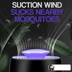 Picture of Electronic Mosquito Killing Table Lamp