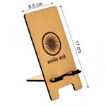 Picture of Wooden Stand Holder For Mobile Phone And Tablet