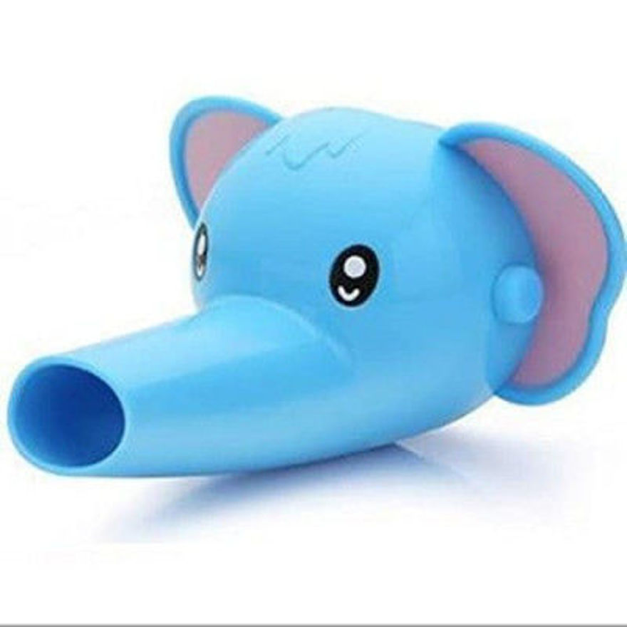 Picture of Elephant Shape Water Tap Holder