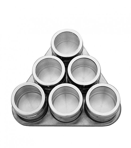 Picture of Magnetic Spice Rack