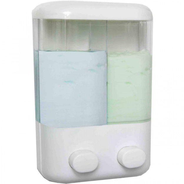 Picture of Twin Soap Dispenser