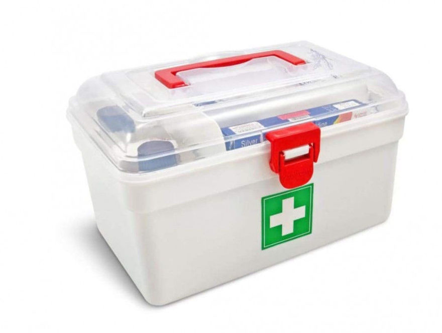 Picture of Small First Aid Kit Medicine Box