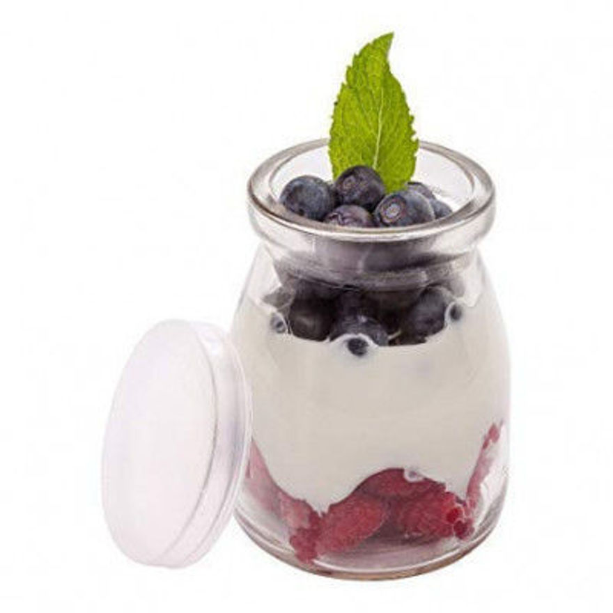 Picture of Pudding Jar Glass Set Of 6