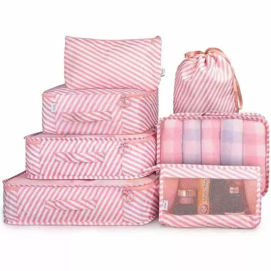 Picture of 7 In 1 Multi-functional Travel Laundry Pouch