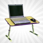 Picture of Height Adjustable Laptop Table